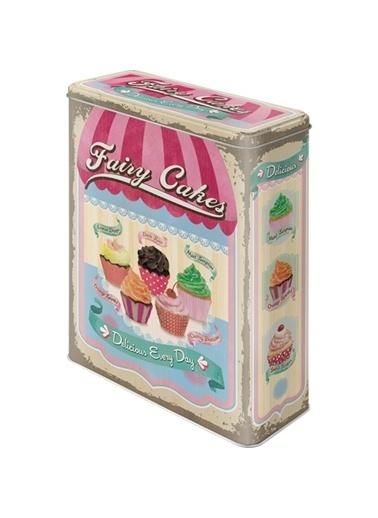 Fairy Cakes Saklama Kutusu-Nostalgic Art